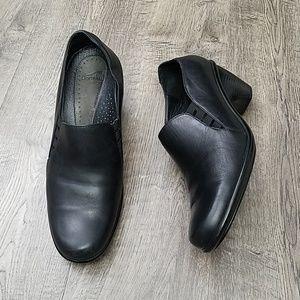 Dansko Raphael Slip On Sculpted Heel Shoes 40